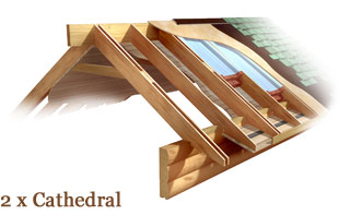 Log Home Roof Systems