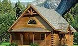 Log Amp Timber Home Design Center Interactive Option Selection